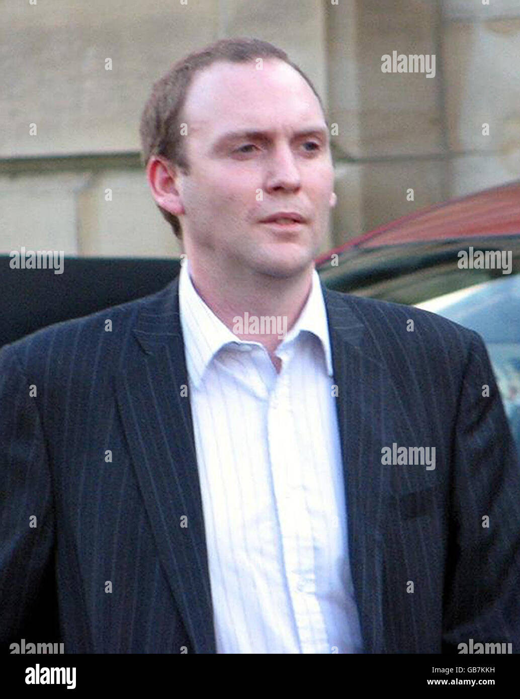 Man admits impersonating barrister - Stock Image