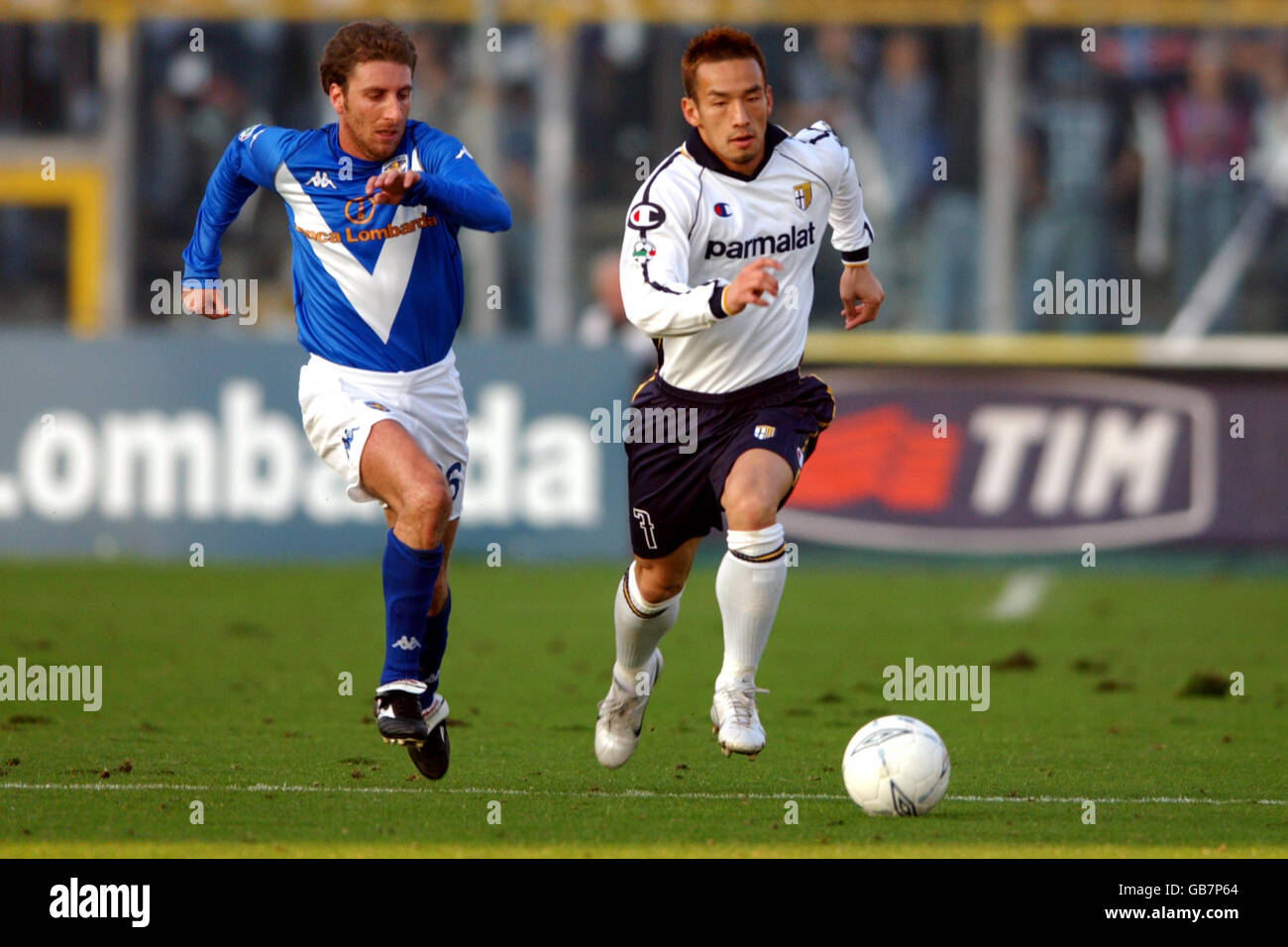 Soccer - Italian Serie A - Brescia v Parma Stock Photo: 110194508 ...