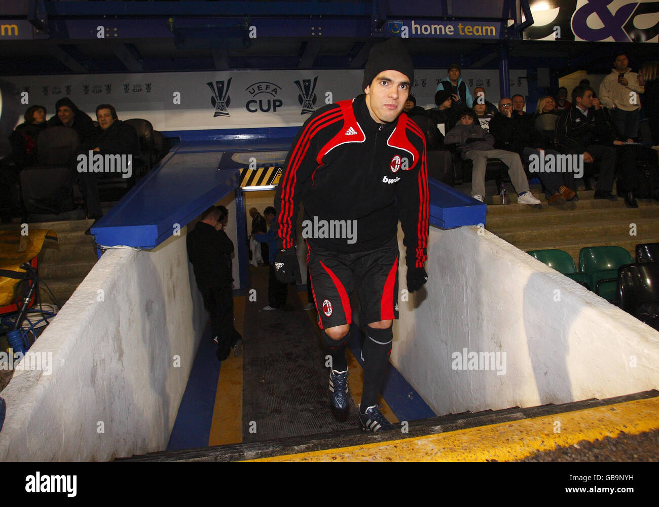 Brazilian Soccer Player Ricardo Kaka Stock Photos