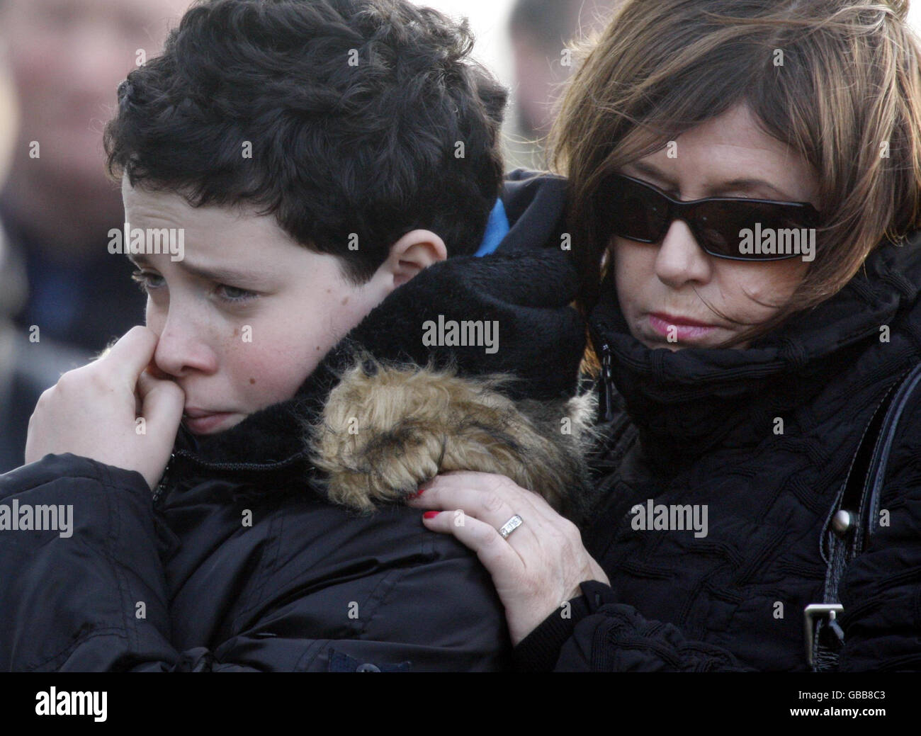 Lockerbie anniversary - Stock Image