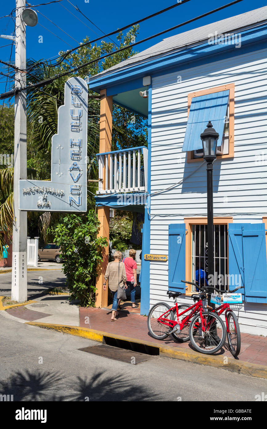 Bahama Mama Restaurant Key West