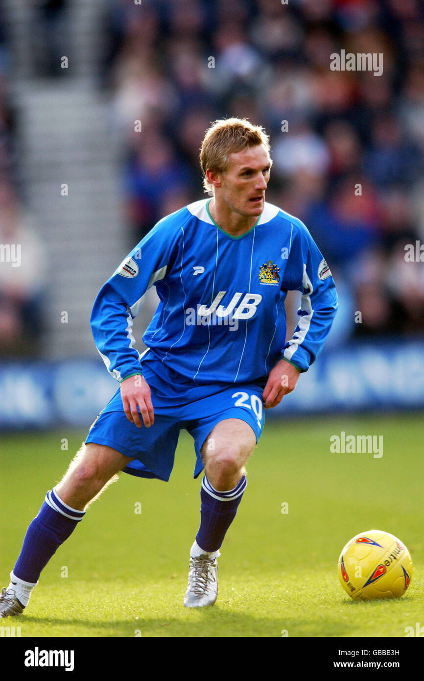 Soccer - Nationwide League Division One - Preston North End v Wigan Athletic - Stock Image