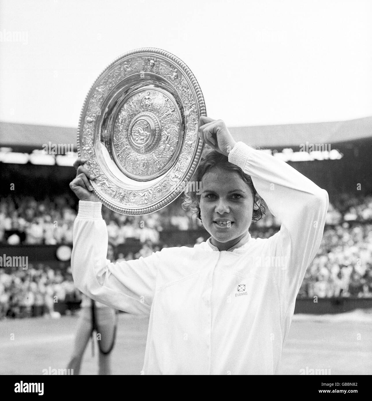 foto Evonne Goolagong 7 Grand Slam singles titles