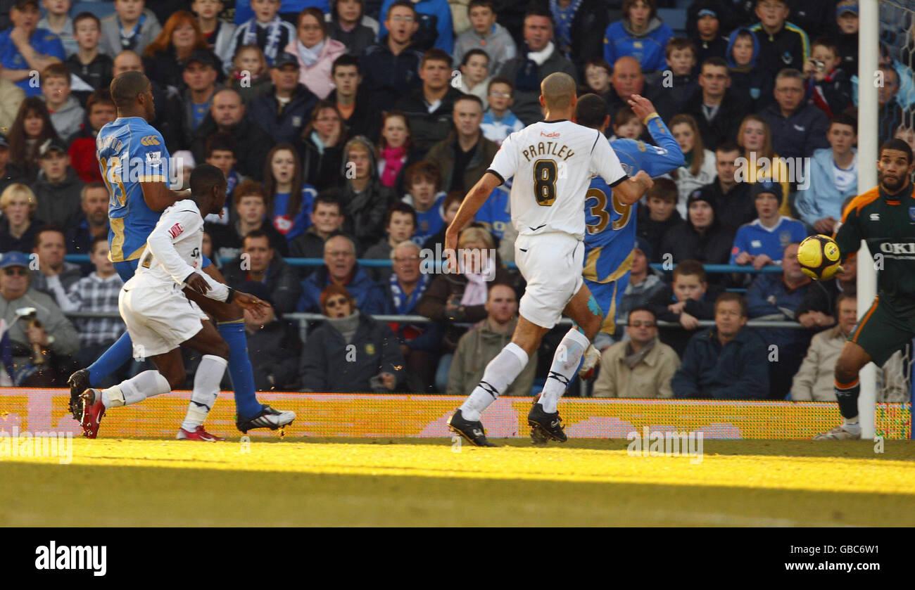 Swansea City Football Club Team Stock Photos & Swansea