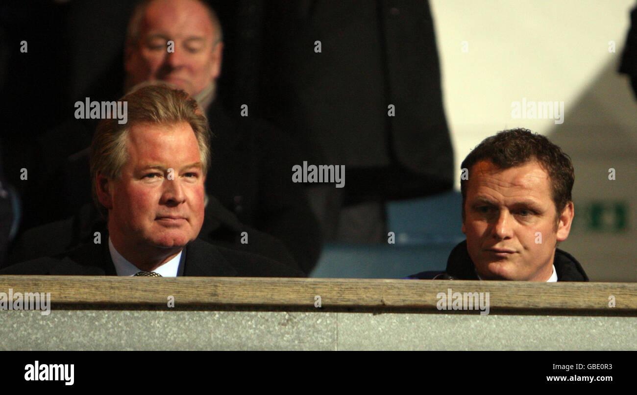 Chairman Of Ipswich Town Football Club Stock Photos