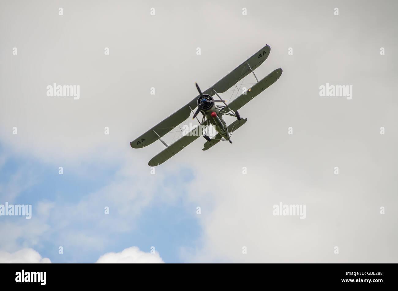 Yeovilton International Air Display 2nd July 2016 - Stock Image