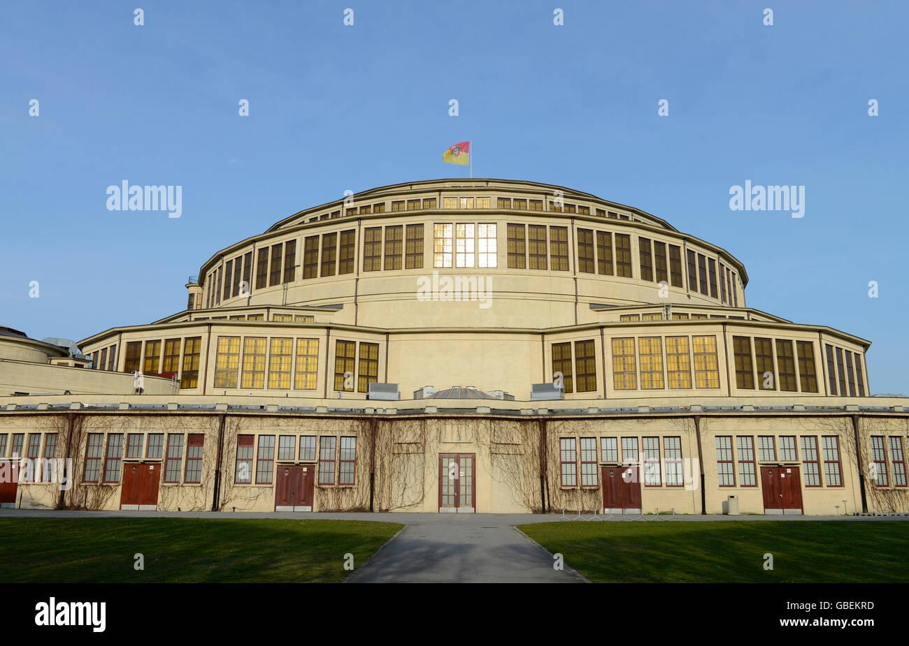 Jahrhunderthalle, Breslau, Niederschlesien, Polen - Stock Image