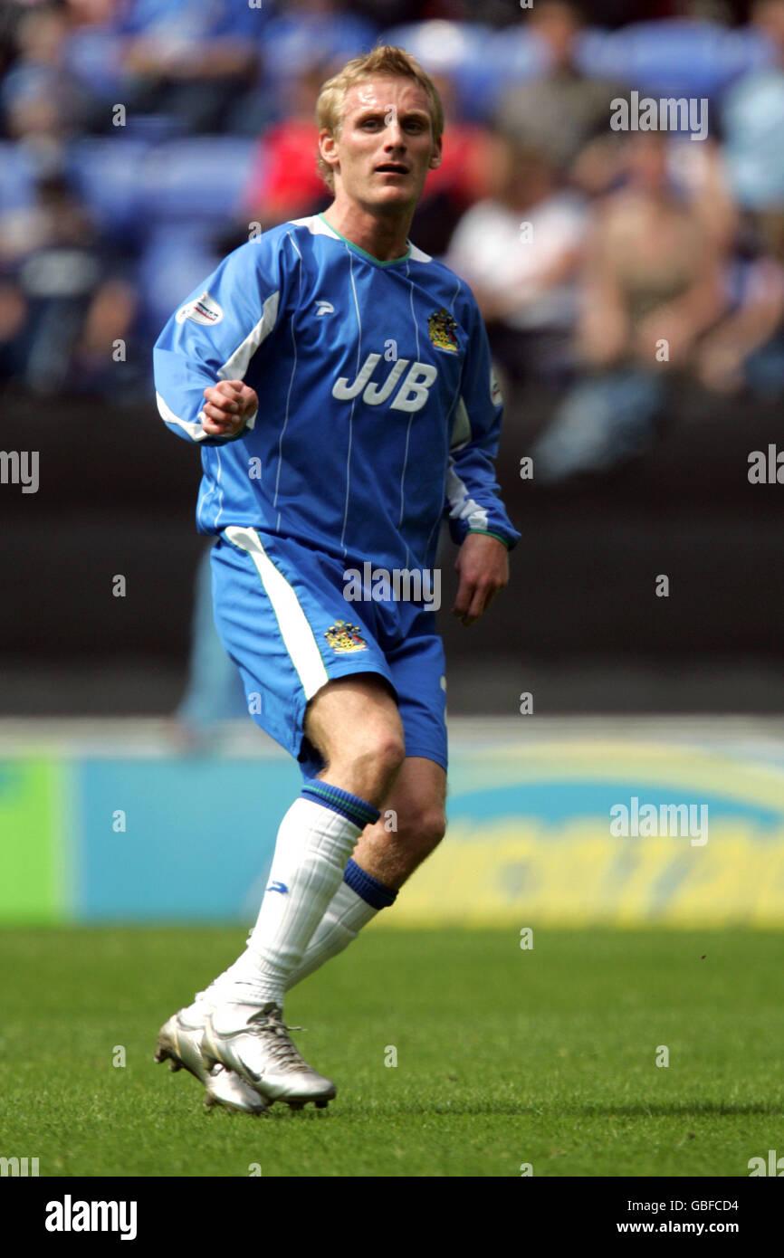 Soccer - Nationwide League Division One - Wigan Athletic v Sunderland - Stock Image
