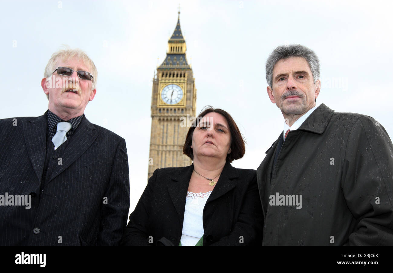 Letter demanding public inquiry into Iraq war Stock Photo
