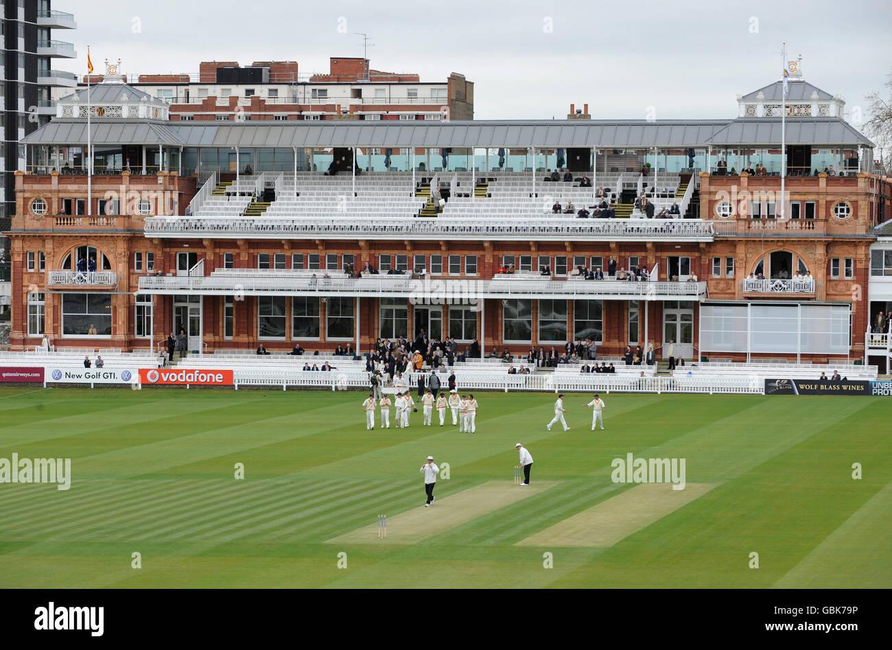 Cricket Champion County Match Marylebone Cricket Club V