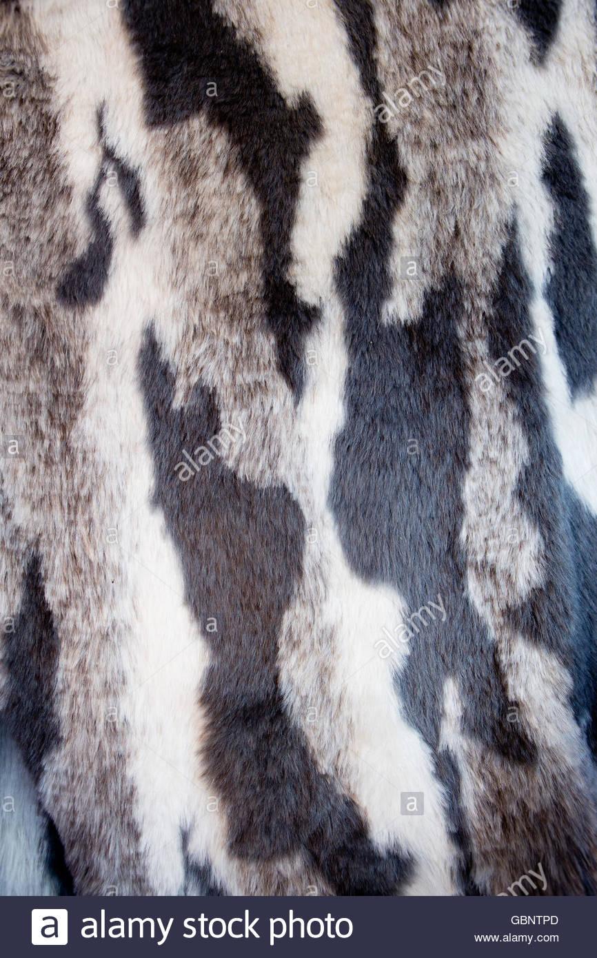 Animal fur(Background pattern) - Stock Image