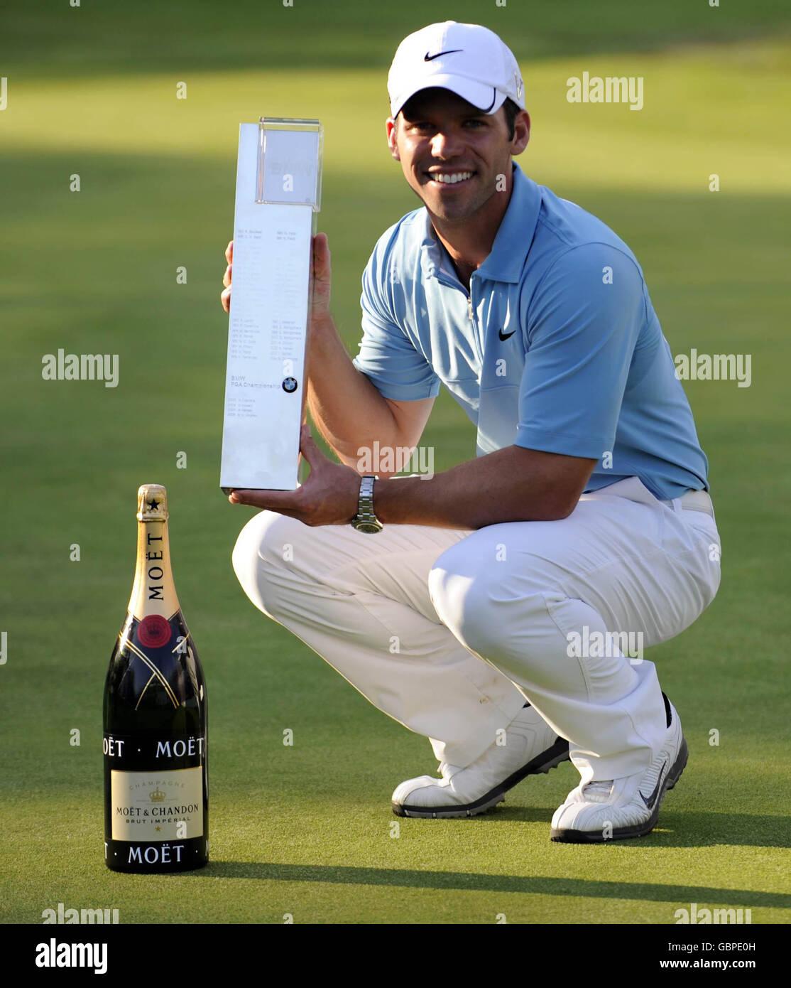 Golf - BMW PGA Championship 2009 - Day Four - Wentworth Golf Club - Stock  Image 4a7fdfcf8fa