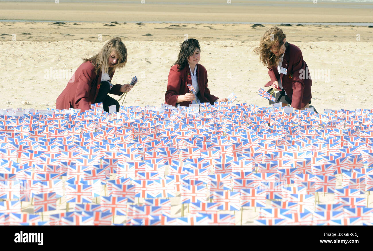 65th Anniversary Of D Day Landings