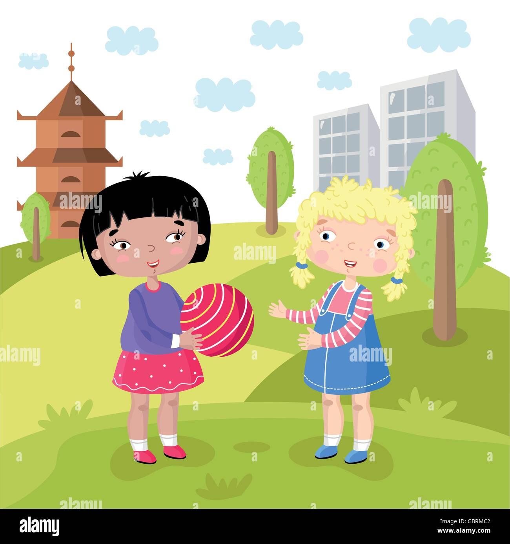 Childrens World Without Prejudice