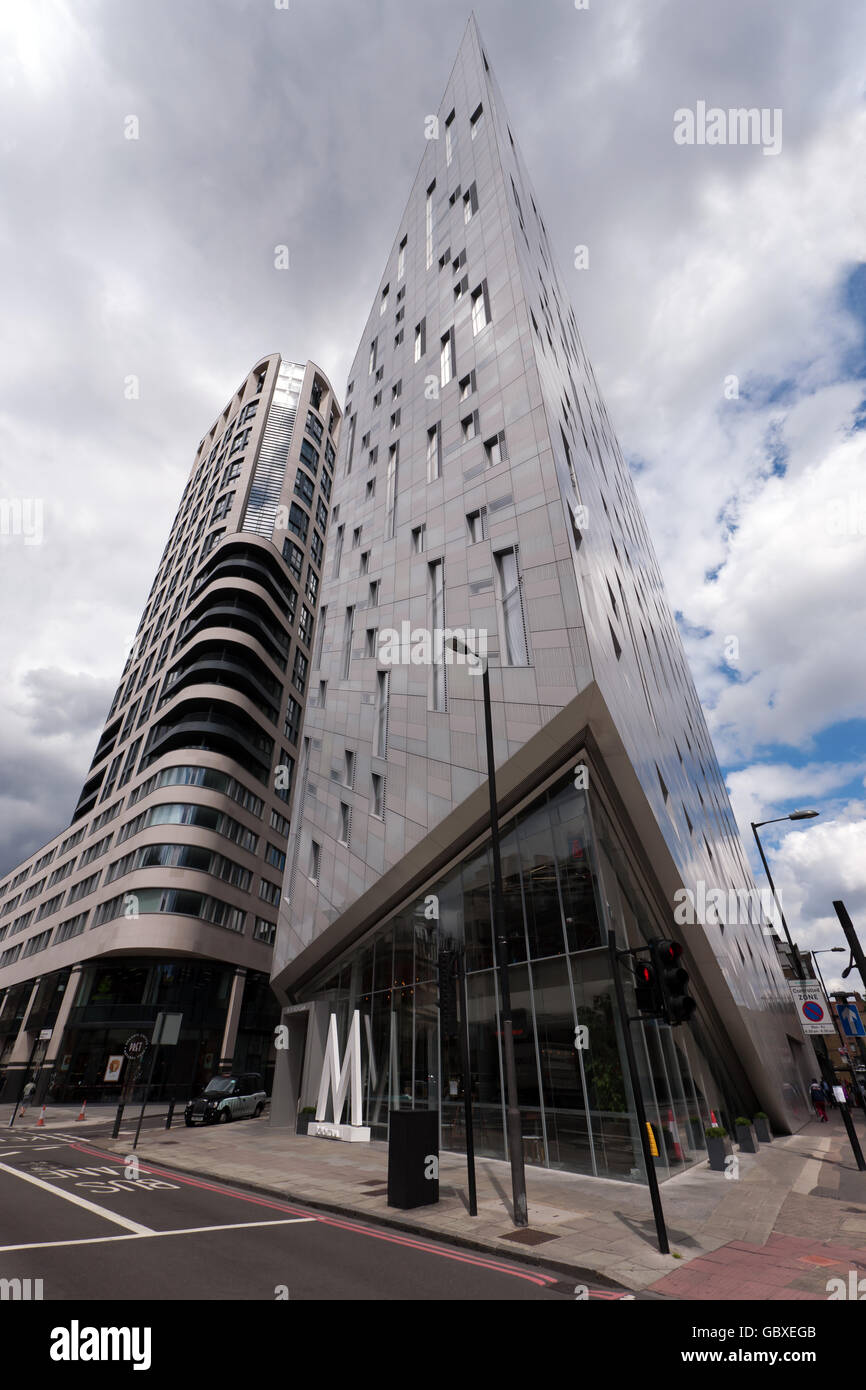 Montcalm Shoreditch: M By Montcalm Is A Luxury Hotel On City Road, Near Old