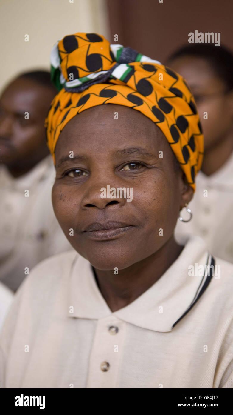 Female genital mutilation - Stock Image