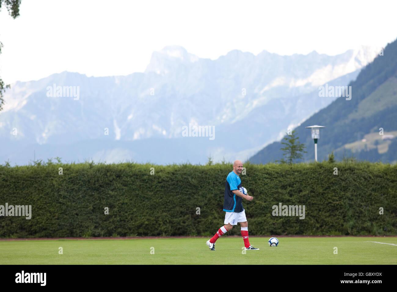 Soccer - Pre Season Friendly - Stuttgart v Birmingham City - Am See Stadium - Stock Image