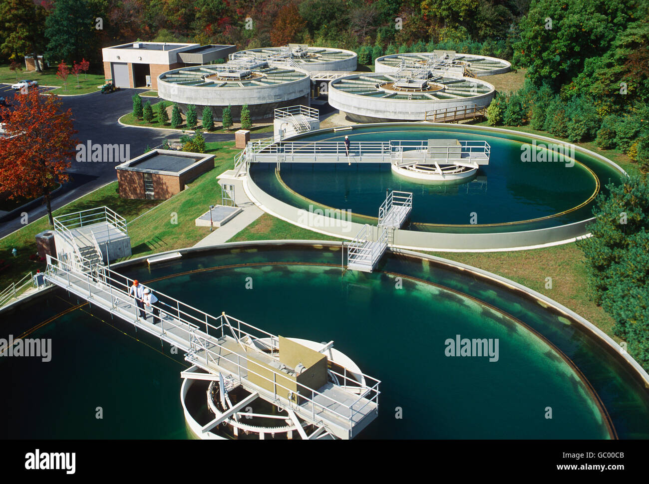 Water Treatment Plant Stock Photos Amp Water Treatment Plant