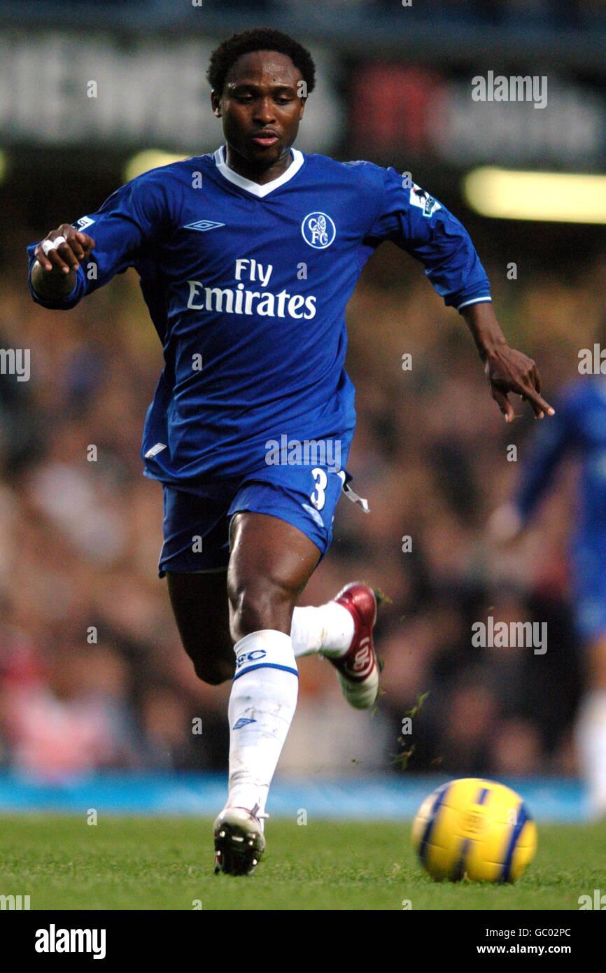 Soccer - FA Barclays Premiership - Chelsea v Everton - Stock Image