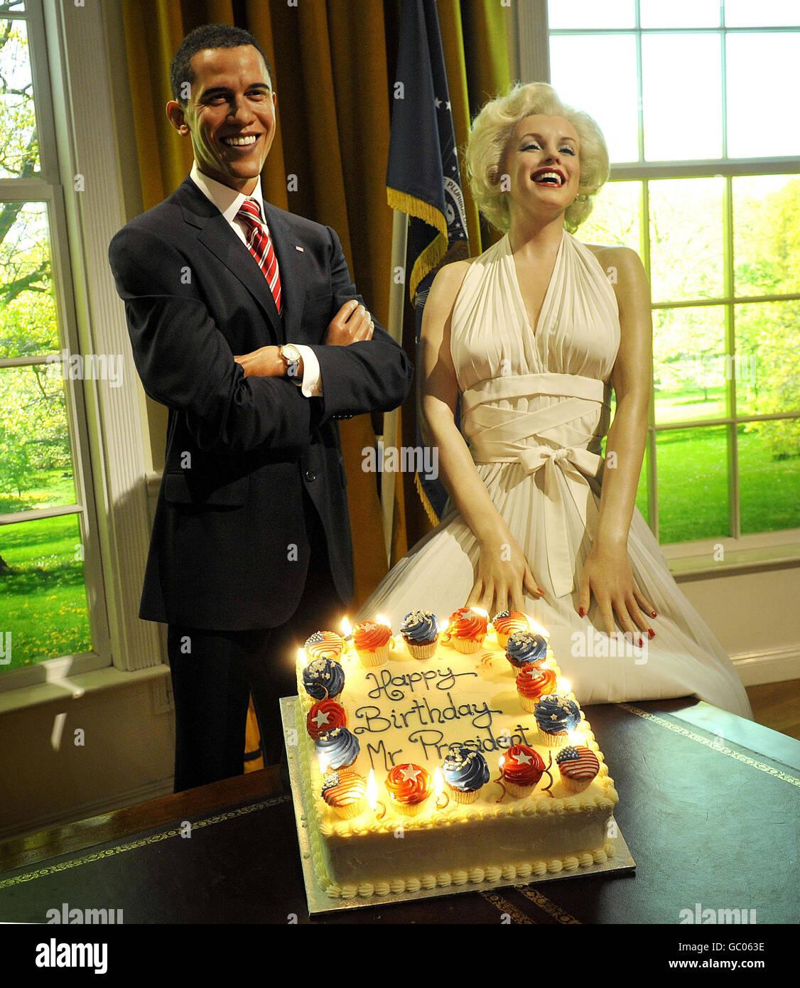 Marvelous President Obama Cake Birthday Stock Photos President Obama Cake Funny Birthday Cards Online Inifodamsfinfo