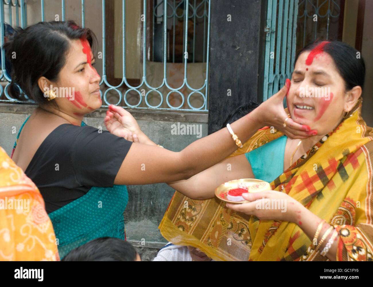 Bengali housewifes