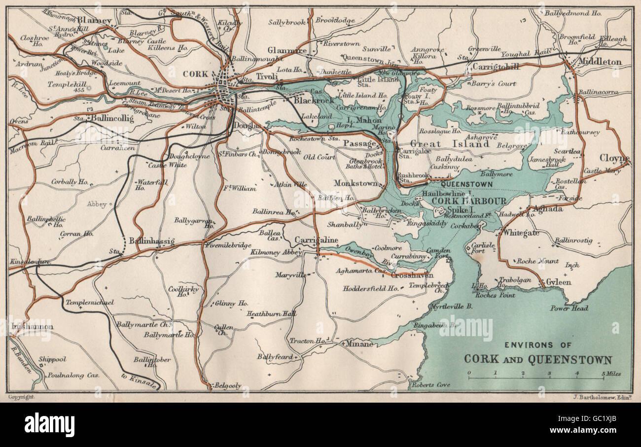Cork Queenstown Stock Photos & Cork Queenstown Stock Images - Alamy
