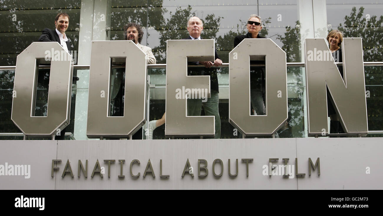 The Times BFI 53rd London Film Festival Press Launch - London - Stock Image