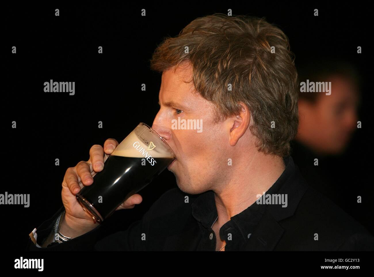 250th Anniversary Of Guinness Concert - Dublin - Stock Image