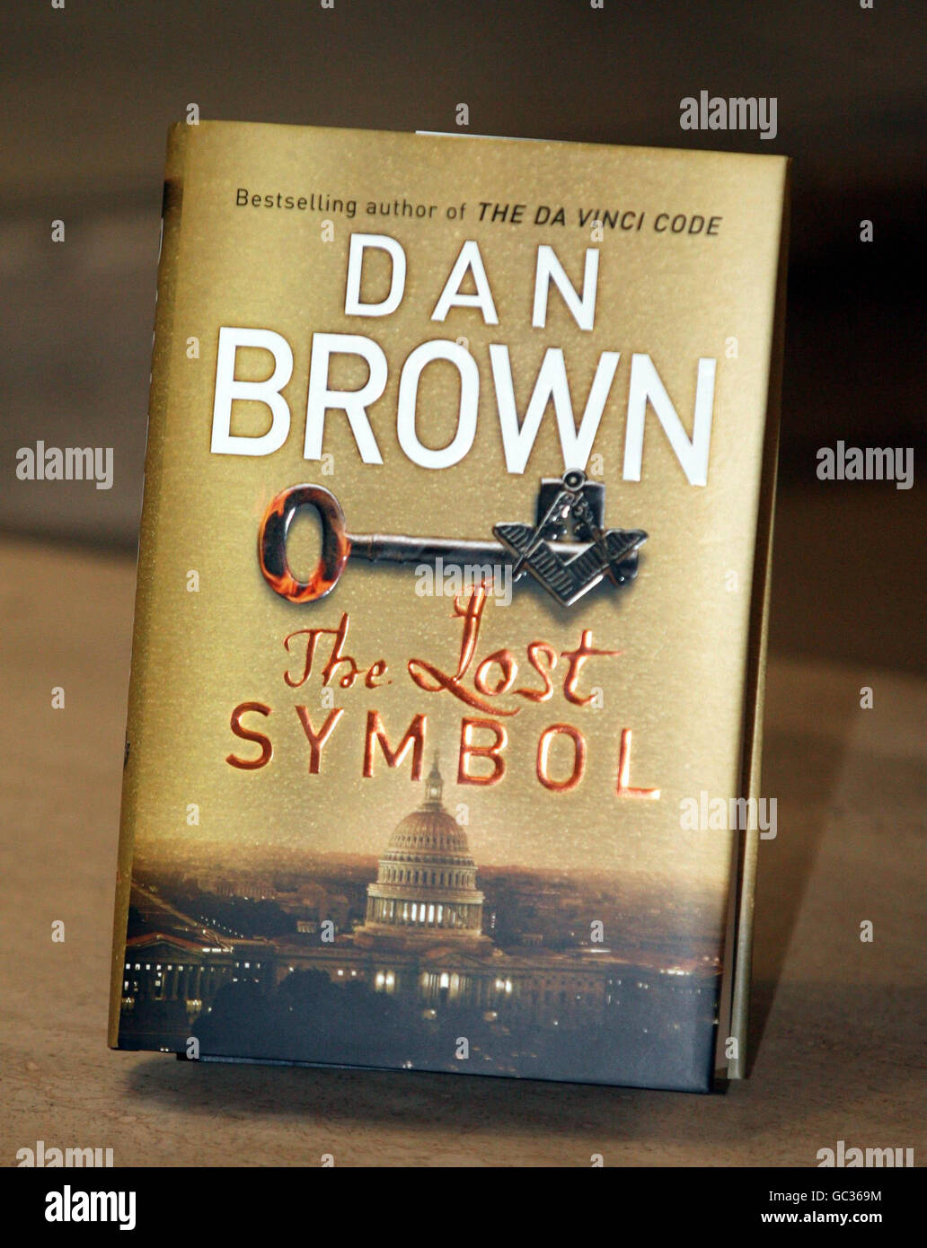 Dan Brown 'The Lost Symbol' photocall - London - Stock Image
