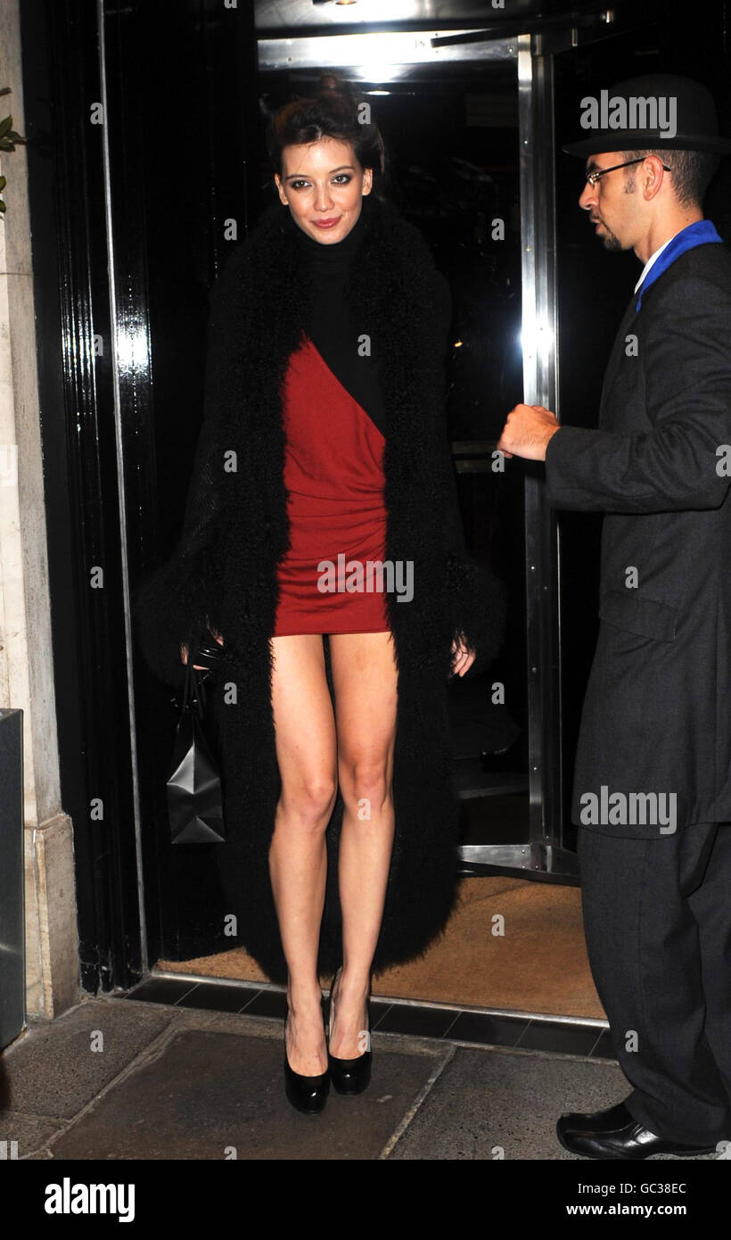 5f31892ed79 Vogue Private Dinner Party - London Stock Photo  110710612 - Alamy