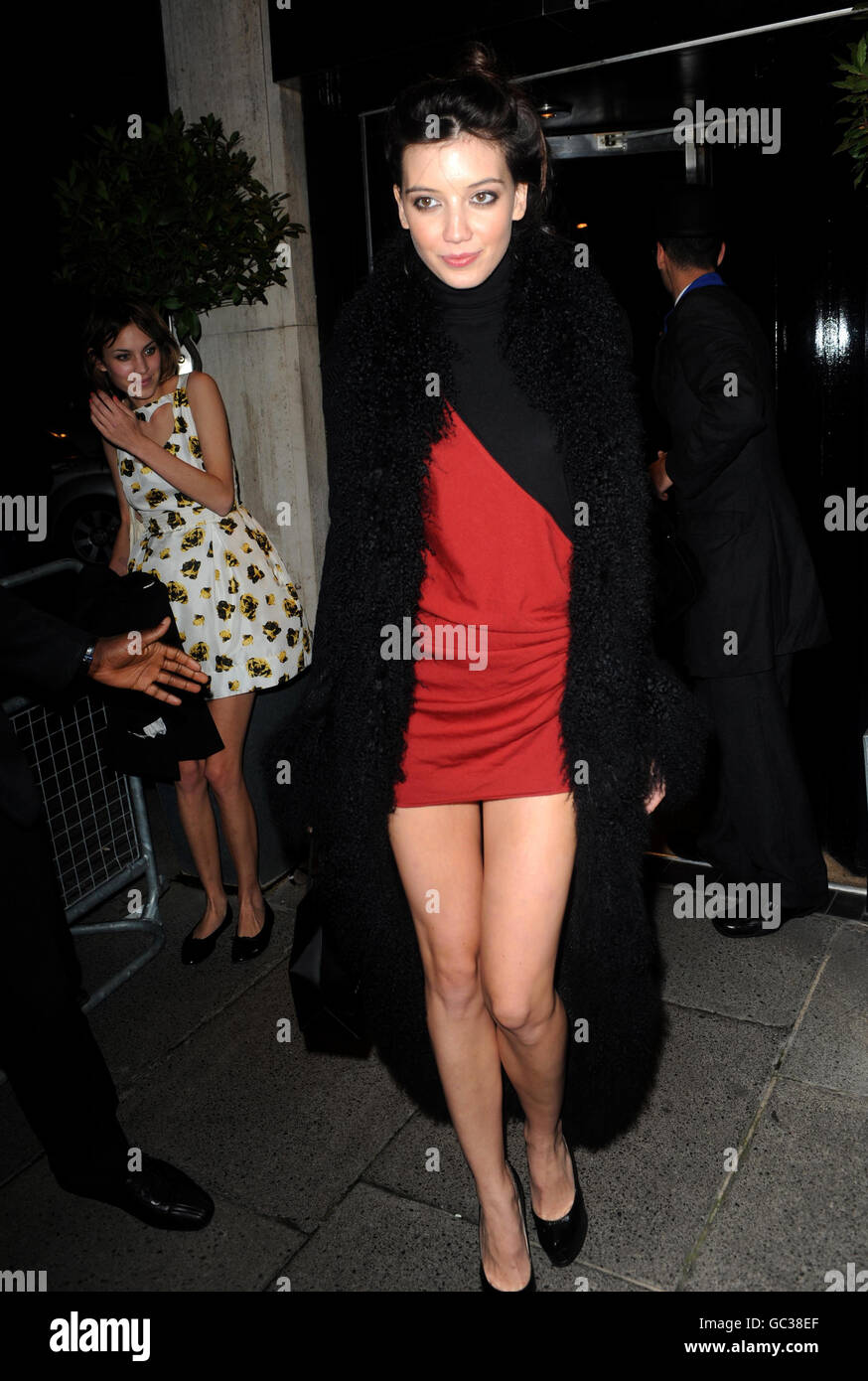 8f707921038 Vogue Private Dinner Party - London Stock Photo  110710615 - Alamy