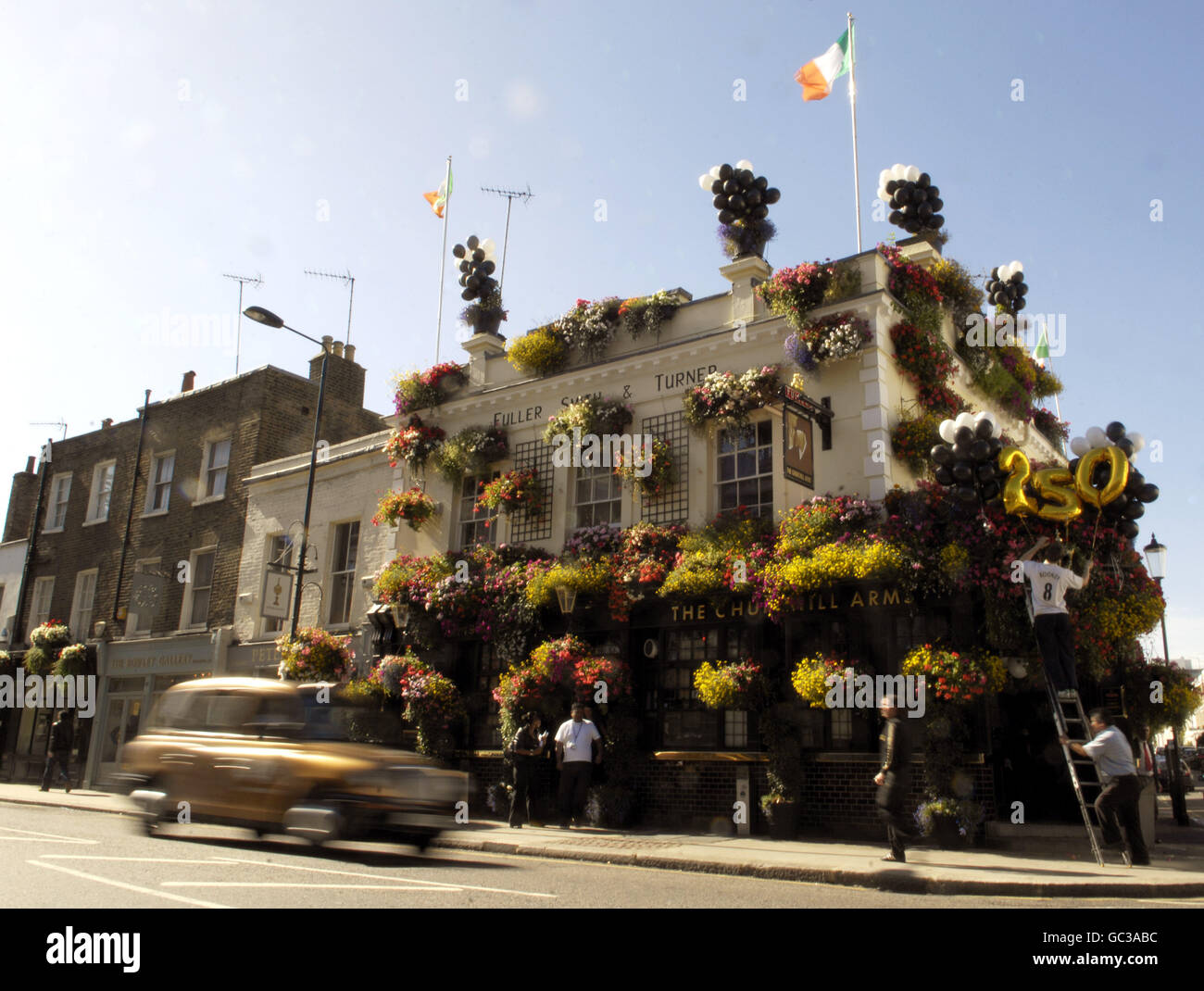 250th anniversary of Guinness - Stock Image