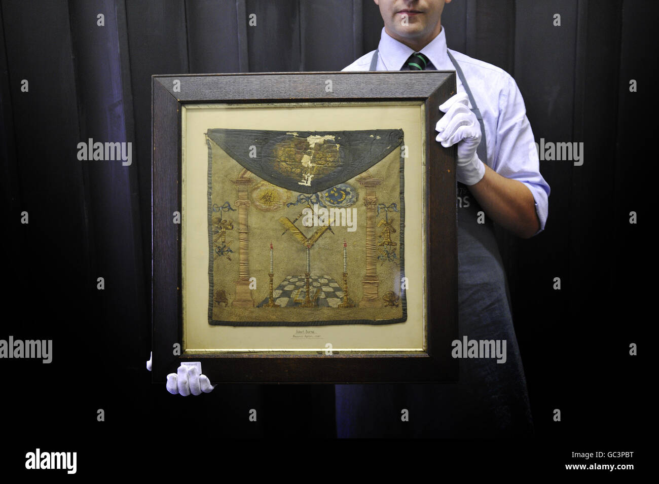 Masonic Apron Stock Photos & Masonic Apron Stock Images - Alamy