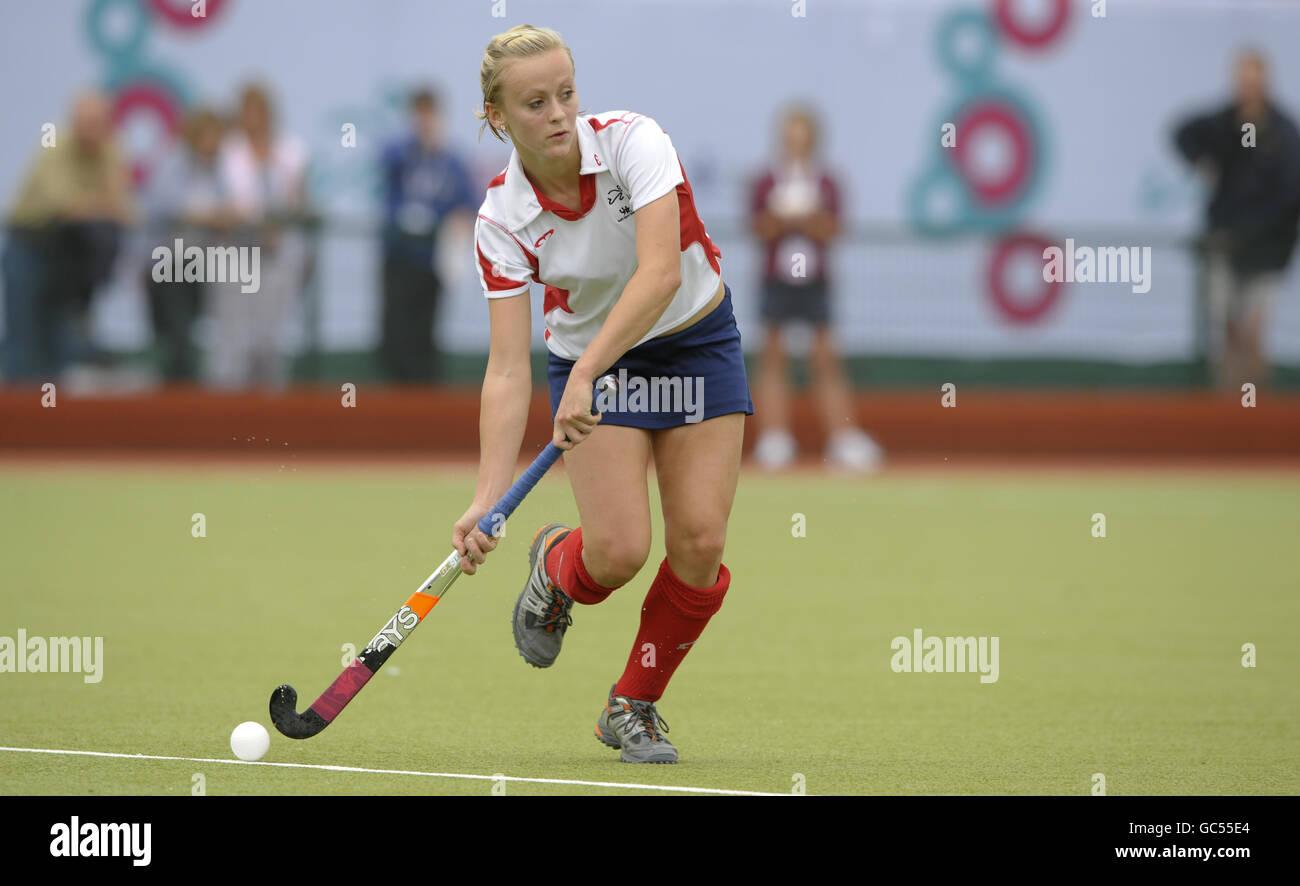Hockey Uk School Games Bristol Stock Photo 110752156 Alamy