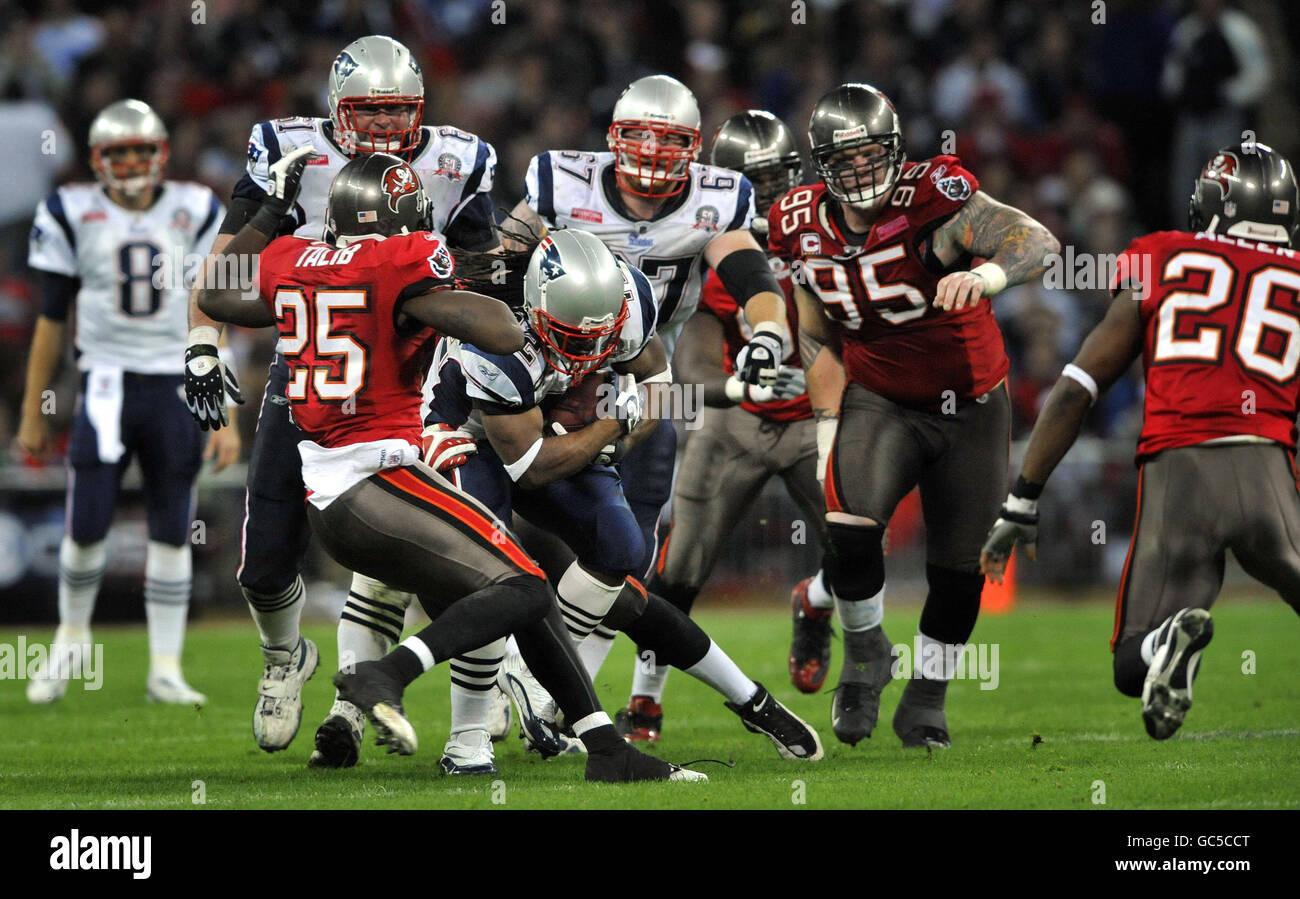 American Football - NFL - New England Patriots v Tampa Bay Buccaneers -  Wembley Stadium 0aa9baf3673
