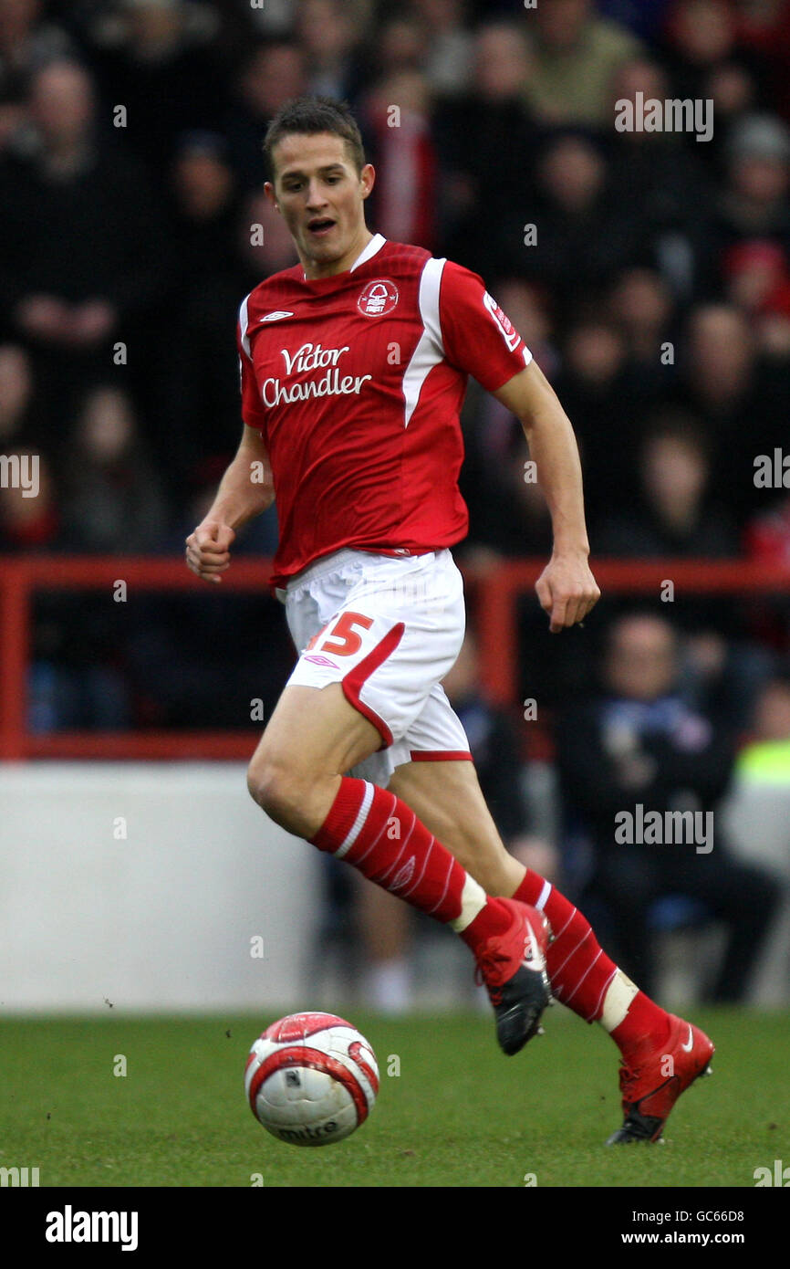 Soccer - Coca-Cola Football League Championship - Nottingham Forest v Reading - City Ground Stock Photo