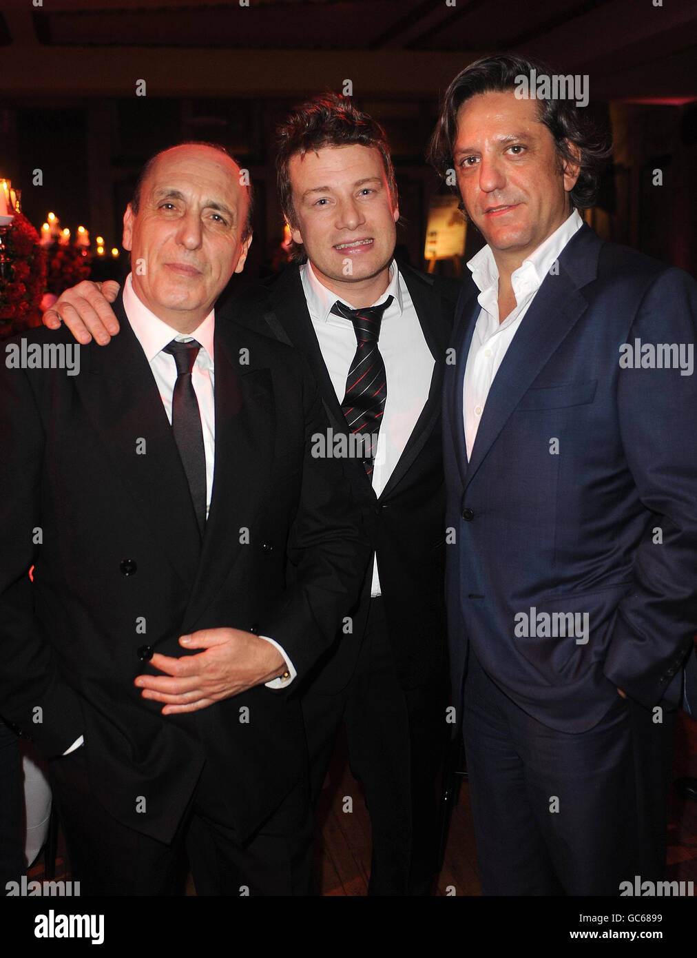 Jamie Oliver's Big Night Out - Stock Image
