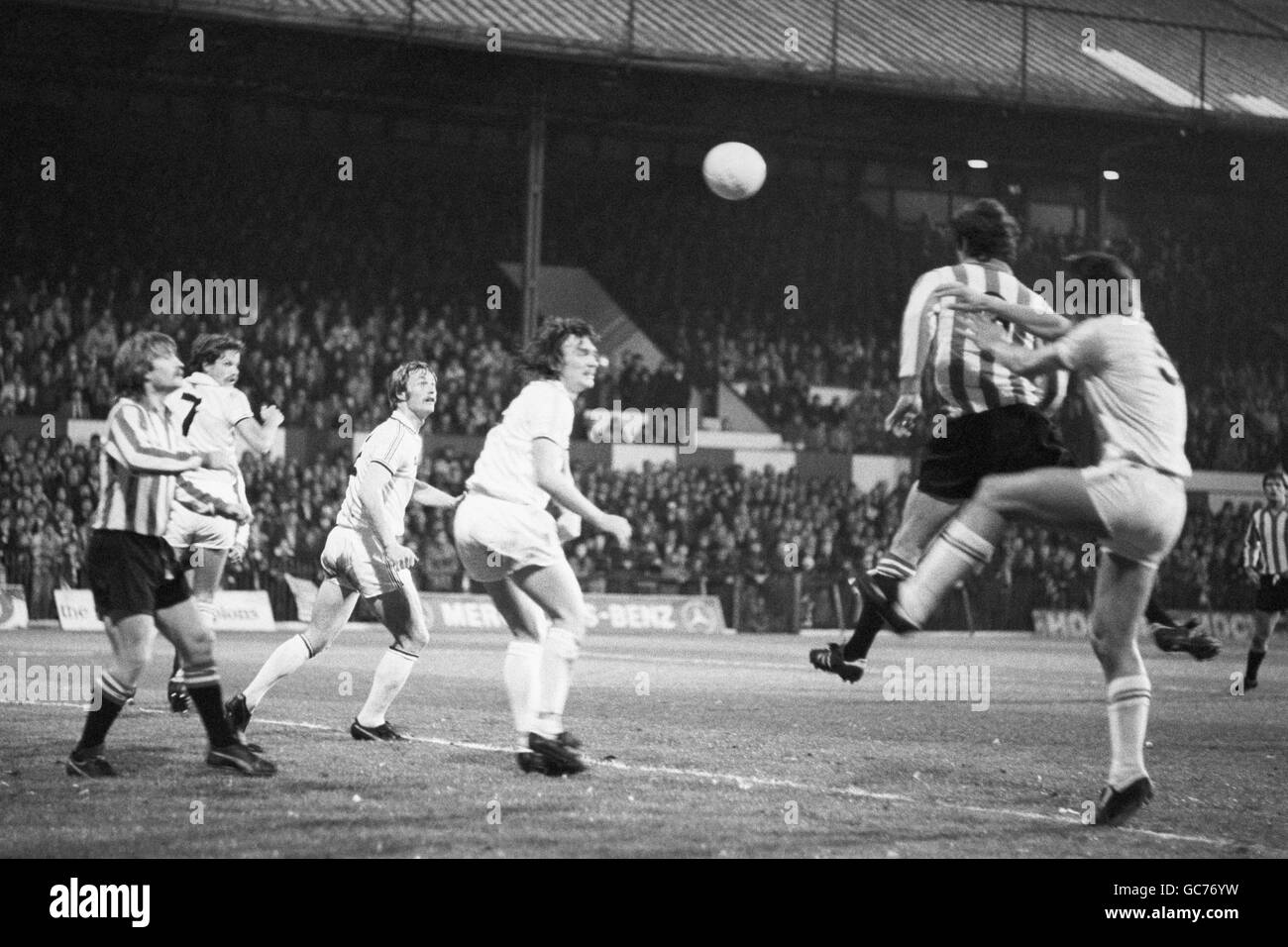 Soccer - League Division Three - Brentford v Sheffield United - Griffin Park - Stock Image