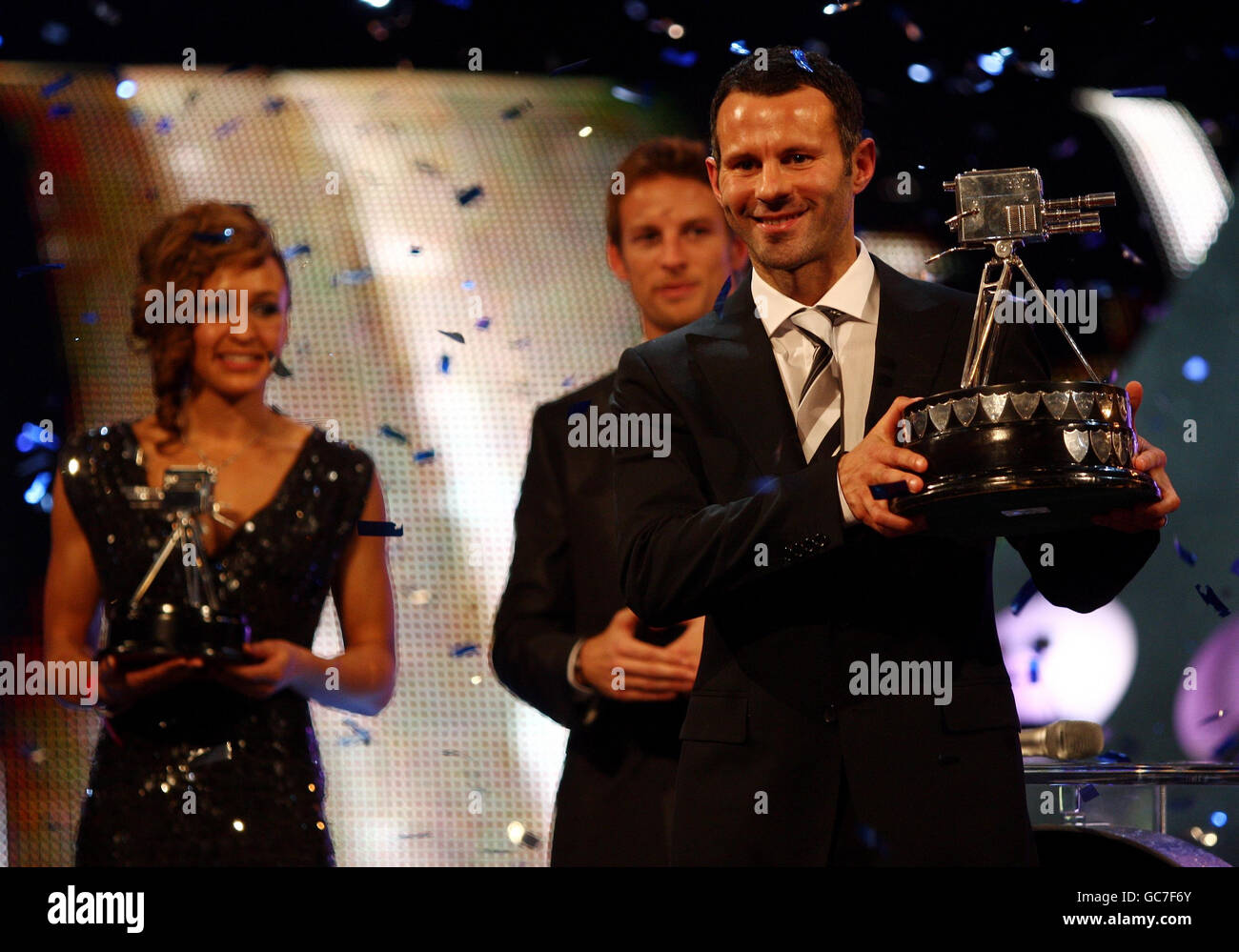 Sport - BBC Sports Personality of the Year Awards Ceremony - Sheffield Arena - Stock Image