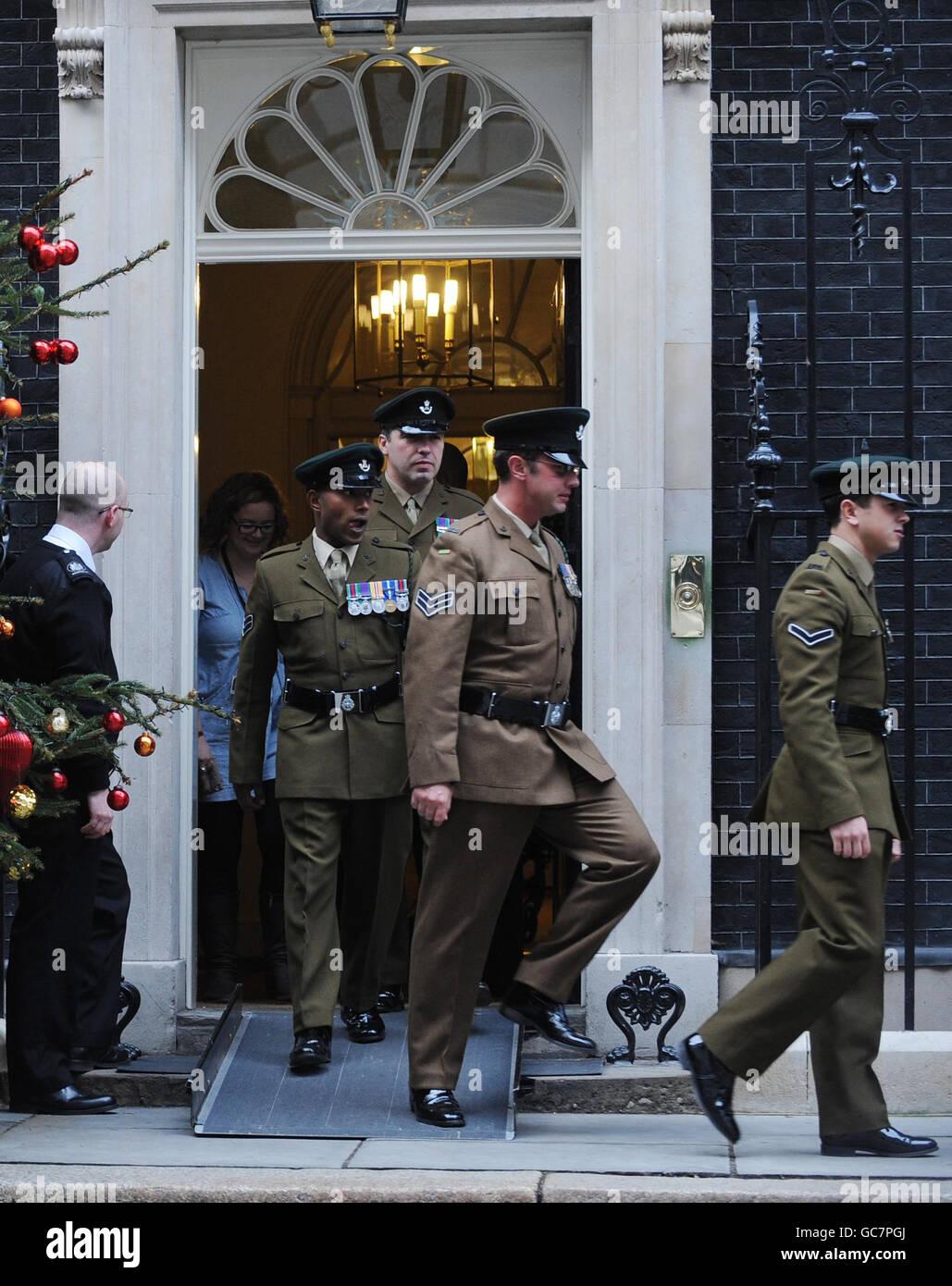 The Sun Military Awards - London - Stock Image