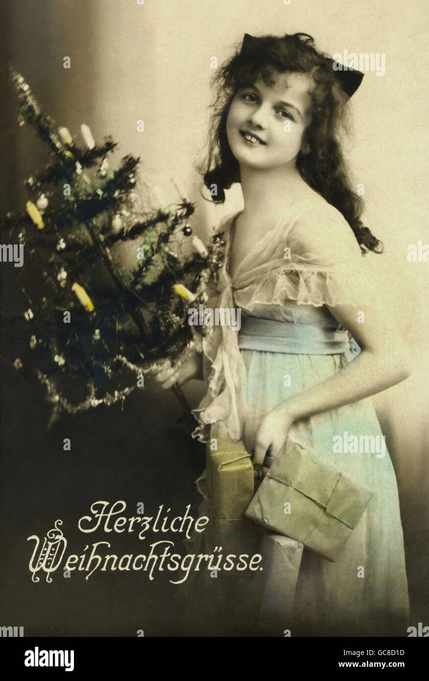 Weihnachtsgrüße Teenager.Weihnachtsgruesse Stock Photos Weihnachtsgruesse Stock Images Alamy