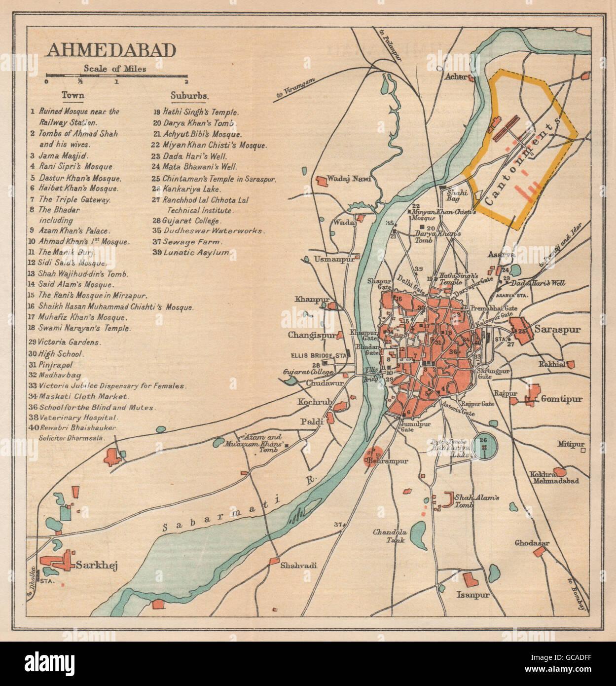Map Of Gujarat Stock Photos Map Of Gujarat Stock Images Alamy
