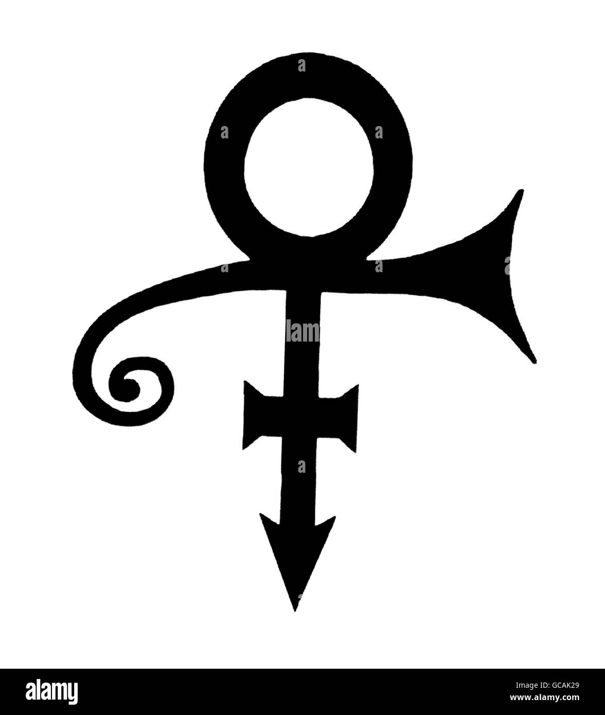 The Artist Formerly Known As Prince Stock Photos The Artist
