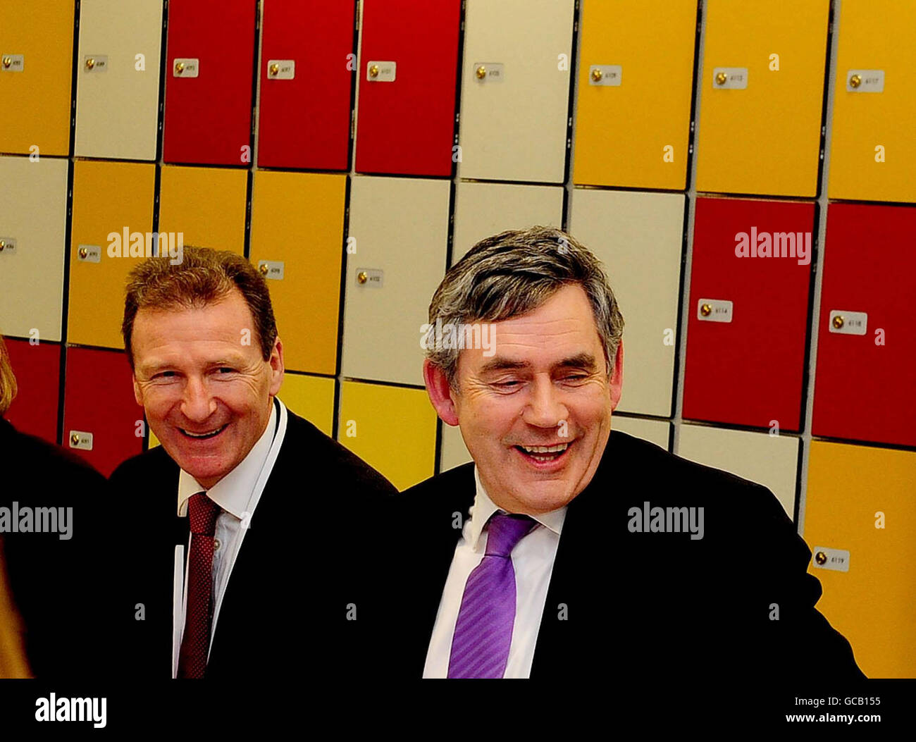 Regional Cabinet meeting Stock Photo