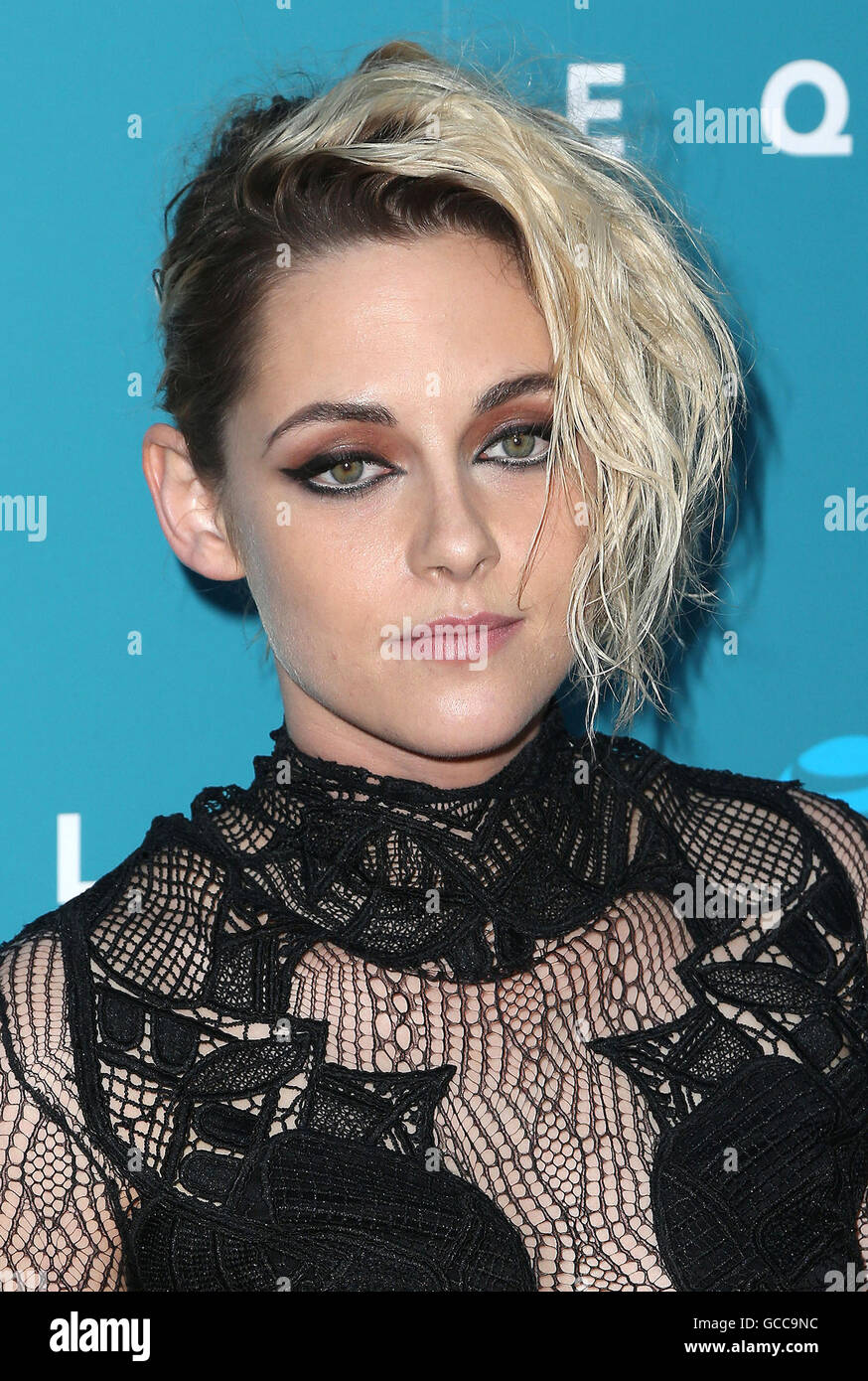 Hollywood, CA, USA. 7th July, 2016. 07 July 2016 - Hollywood, California - Kristen Stewart. ''Equals'' Los Angeles Stock Photo