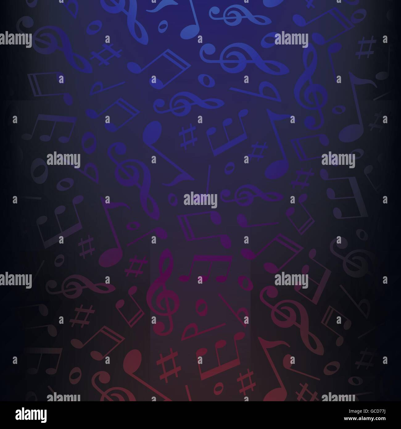 Cool Wallpaper Music Pattern - isolated-dark-color-musical-notes-vector-background-melody-vector-GCD77J  Collection_244178.jpg