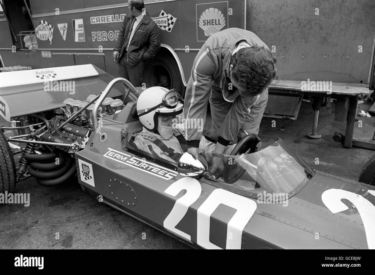 Formula One Motor Racing - RAC British Grand Prix - Brands Hatch - Stock Image