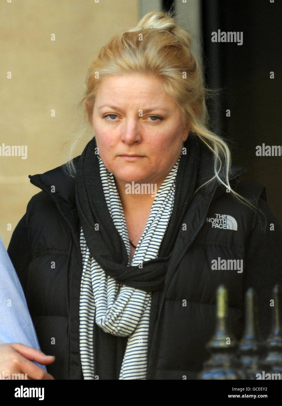 Care home court case - Stock Image
