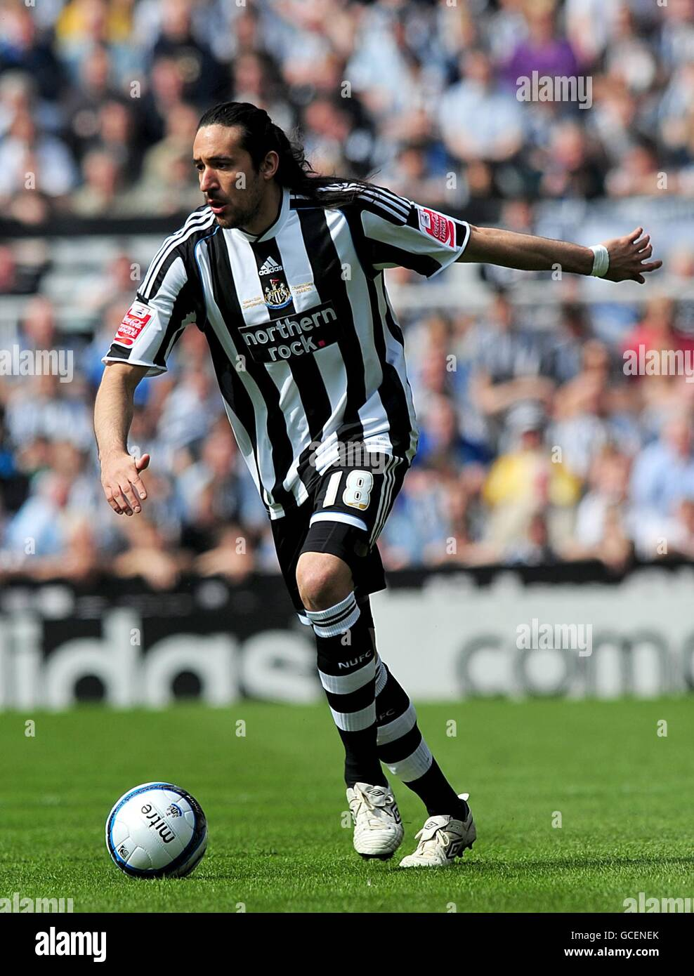 Soccer - Coca-Cola Football League Championship - Newcastle United v Ipswich Town - St James' Park - Stock Image