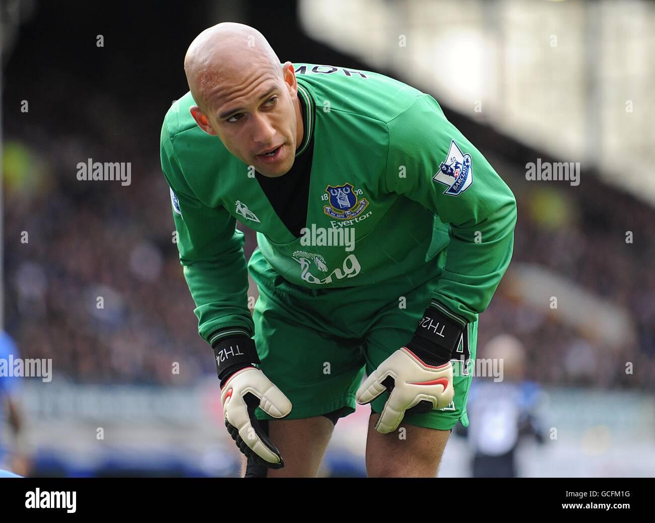 a4b40b2b5d8 Soccer - Barclays Premier League - Everton v Portsmouth - Goodison Park